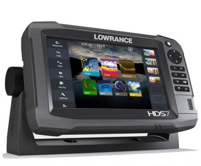Отдам даром Lowrance HDS-7 Gen3 TotalScan