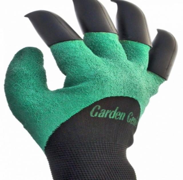 Продам Садовые перчатки Garden Genie Gloves