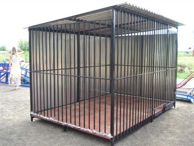 Продам Вольер для собак с бесплатной доставкой