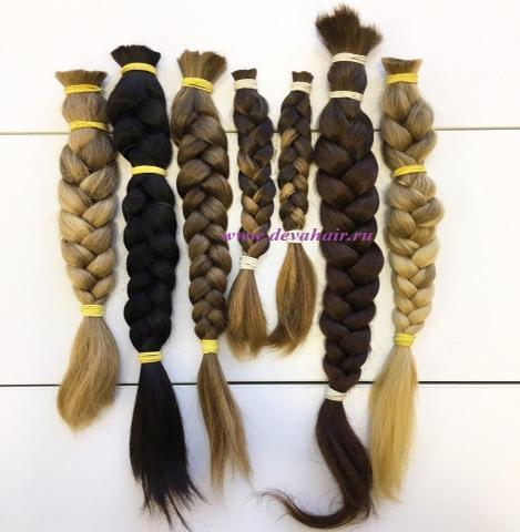 Куплю Волосы детские и женские от 40 см