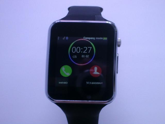 Продам умные часы телефон новые