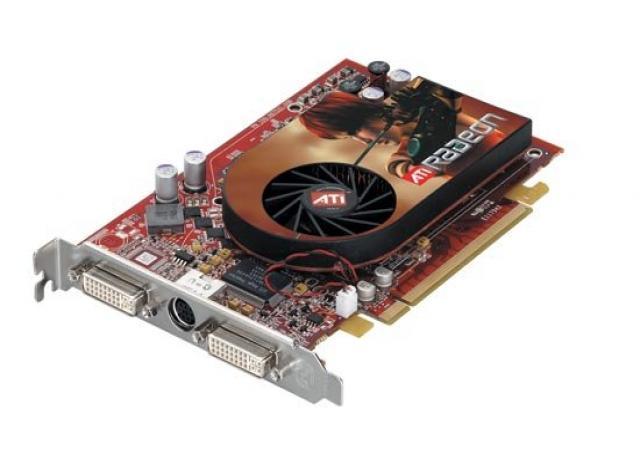 Куплю PCI-E видеокарту