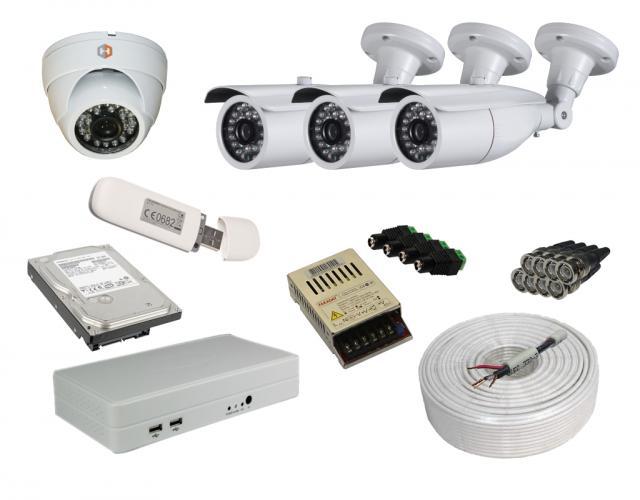 Предложение: установка систем видеонаблюдения.