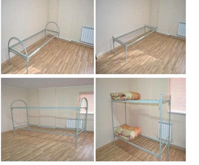 Продам кровати металлические в области