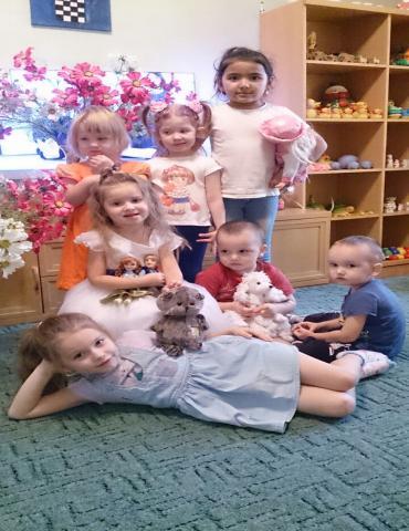 Предложение: Домашний детский сад