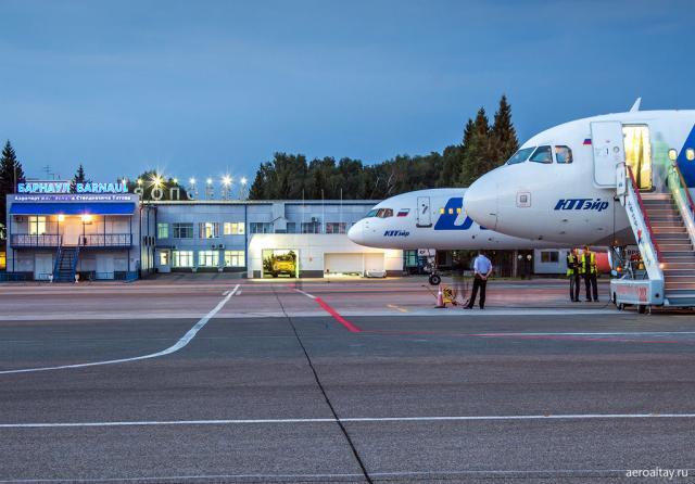 Предложение: Грузоперевозки в Барнаул самолетом