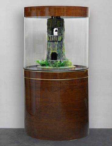 Продам Продам аквариум цилиндрический на 152л