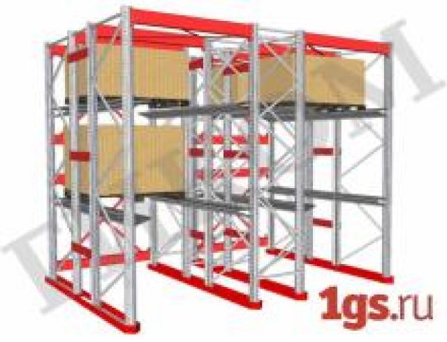Продам: Стеллажи и складское оборудование