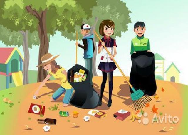 Предложение: вывоз мусора, уборка территорий участков