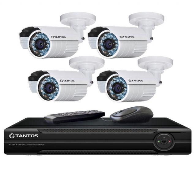 Продам   Комплект AHD видеонаблюдения (2Mpix)