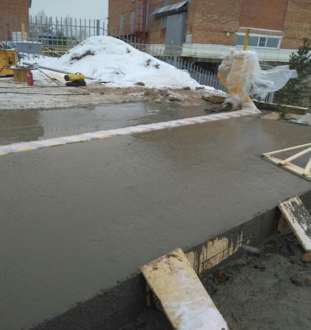 Предложение: Фундаменты, перекрытия, бетонные работы