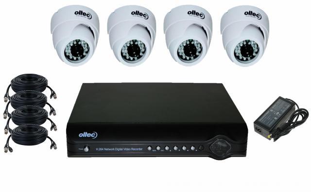 Продам Комплект видеонаблюдения на 4 камеры