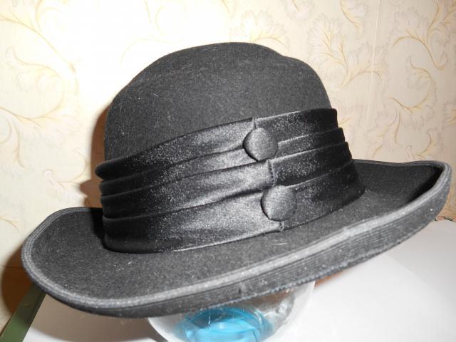 Продам: шляпа щелковский натуральный фетр