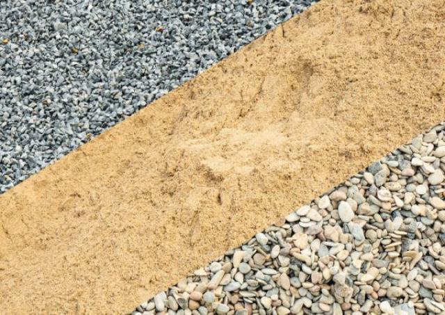 Продам Песок, щебень, пгс, плитняк, асфальтная
