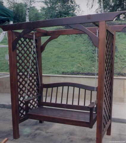 Продам мебель для дачи из дерева