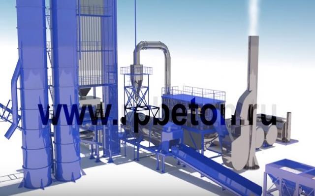 Продам Асфальтобетонный завод LBG1500 / CP120