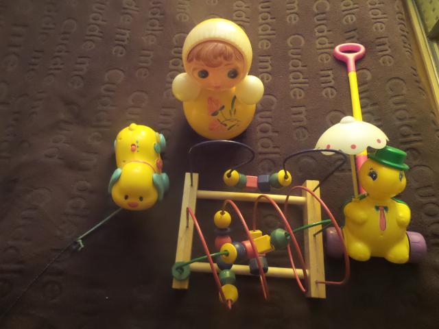 Продам Игрушки для малыша
