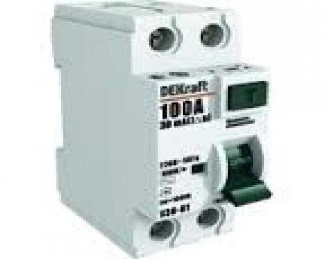 Продам Выключатель автомат(УЗО)