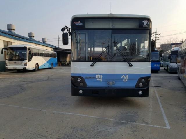 Продам городской автобус