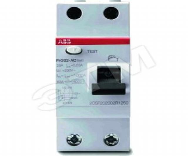 Продам Выключатель диф. автомат(УЗО)