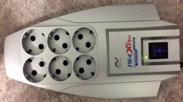 Продам Сетевой фильтр ZIS PILOT - X PRO. Обмен.