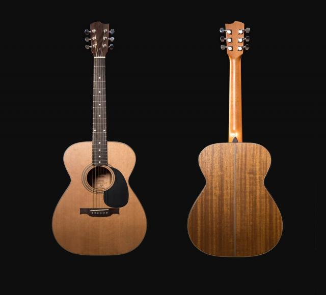 Продам мастеровую эстрадную гитару