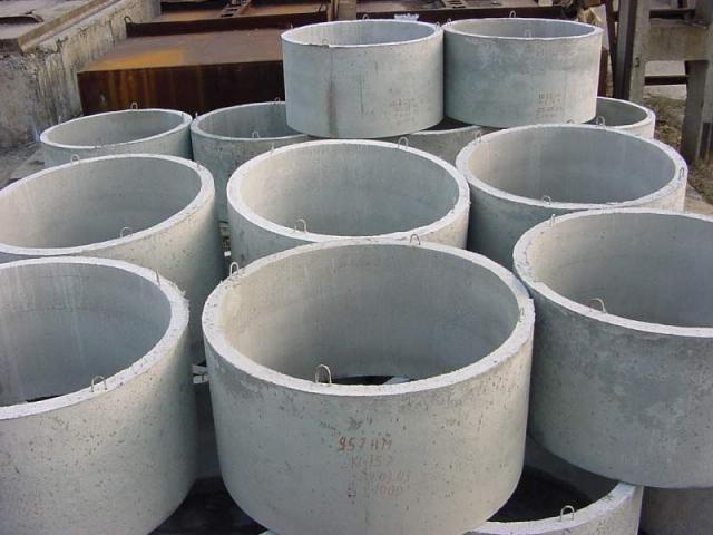 Продам: Распродажа бетонных колец в Новокузнецке