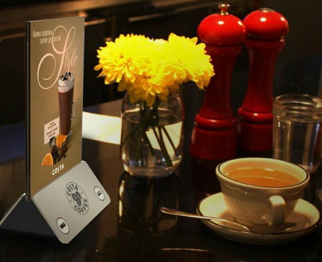 Продам PоwerBank. Зарядка/меню-холдер для кафе.