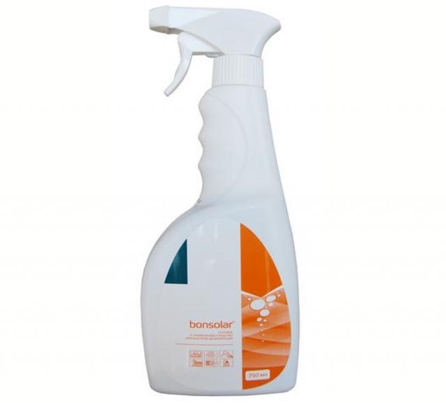 Продам  Бонсолар - жидкость для дезинфекции