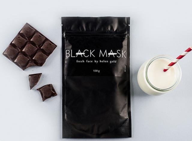 Продам: Черная маска от черных точек black mask