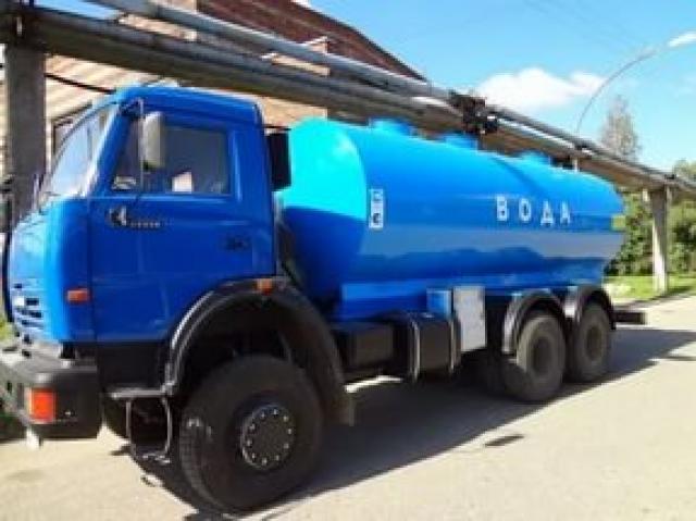 Предложение: Доставка водопроводной, технической воды