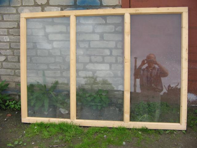 Продам Рамы (балкон, дача)