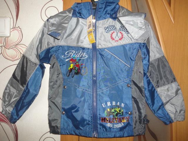 Продам Курточка новая на 3-4 года
