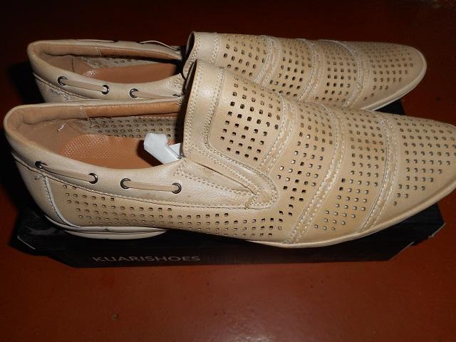 Продам Туфли мужские новые размер 42