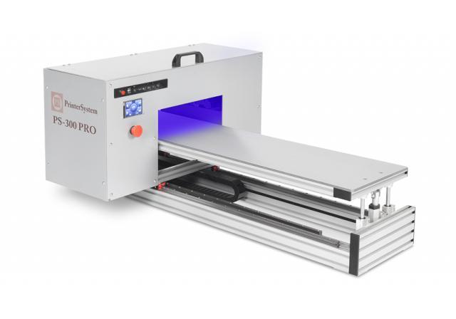 Продам УФ планшетный принтер (UV)