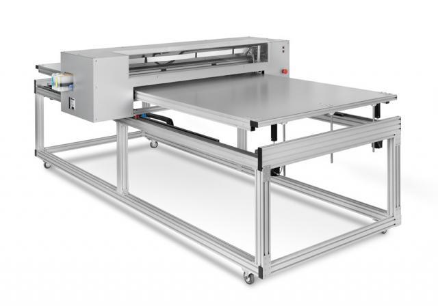 Продам Текстильный принтер для массовой печати