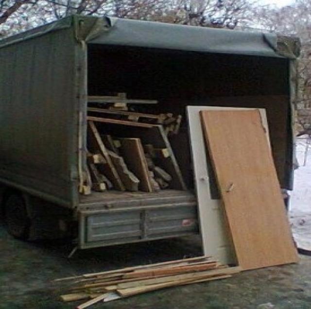 Предложение: Вывоз мусора на Газели и самосвалах