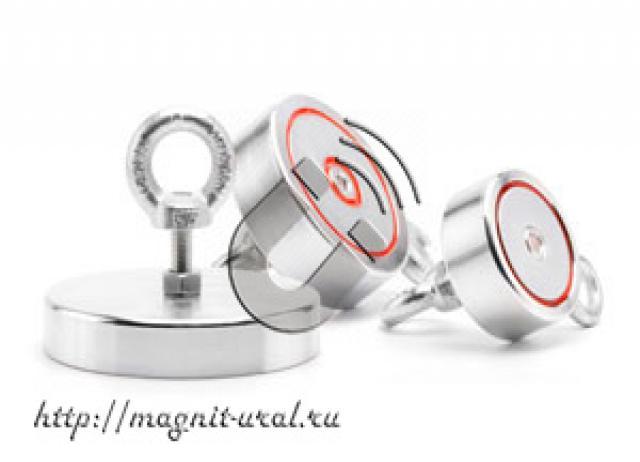 Продам Поисковый двухсторонний магнит F200х2