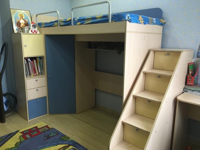 Продам Детская модульная комната