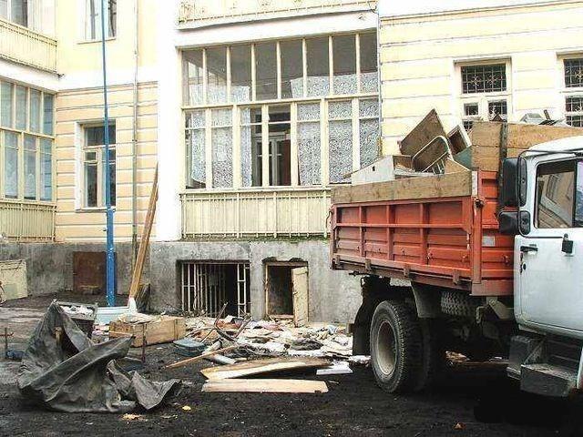 Предложение: Вывоз мусора в Курске