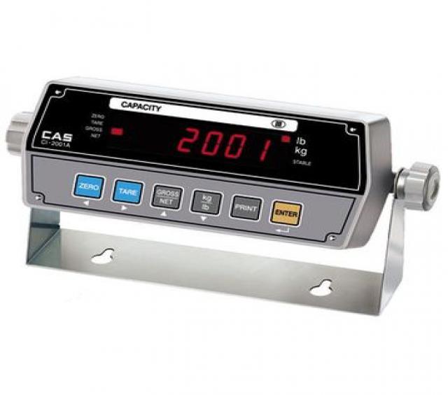 Продам Весовой индикатор CAS CI-2001A