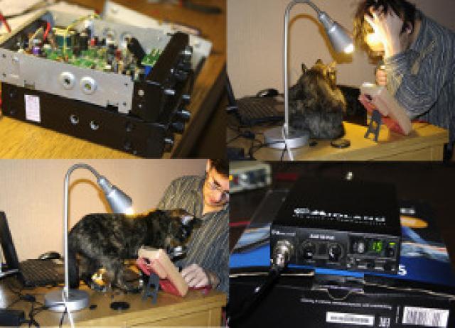 Предложение: Услуги электронщика, услуги радиотехника