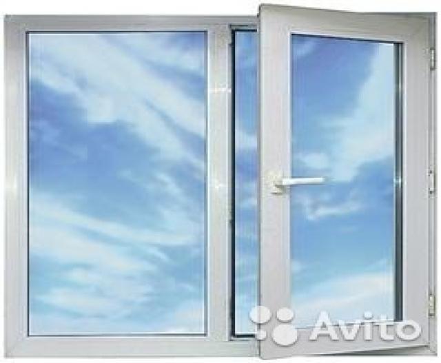 Продам: Окна и двери пластиковые без установки
