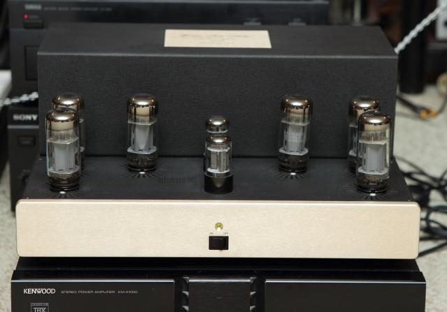 Продам Усилитель Golden Tube Audio SE -40