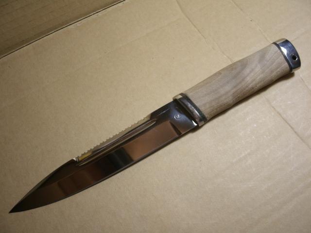 Продам Нож «Казак-2» сталь 65Х13 нержавеющая