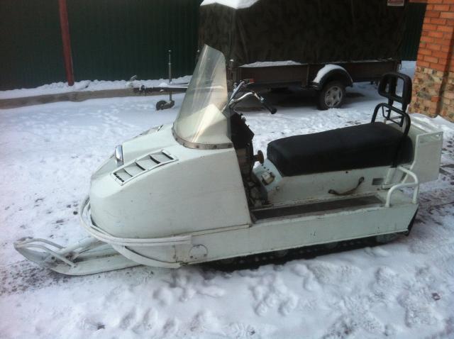 Продам: снегоход
