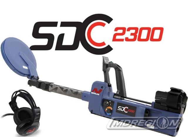 Продам Металлоискатель Minelab SDC2300