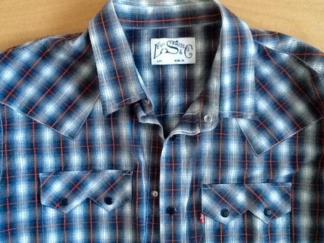 Продам Рубашку LEVI'S оригинал