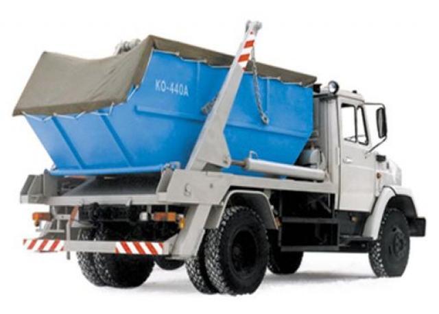 Предложение: Аренда контейнера 8 куб.м. Вывоз мусора