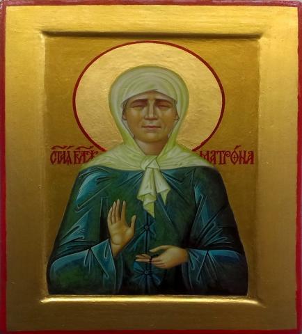 Продам Икона Святой Матроны Московской